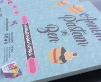 Kent Meydanı AVM, 'Annem, Pastam ve Ben' yarışmasının kitapçığı çıktı