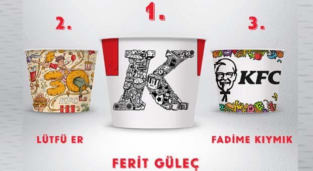 KFC'nin ikonik kovasında yepyeni tasarımlar yer alacak