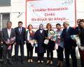 """Bakan Zehra Zümrüt Selçuk'tan """"Aynı Gökyüzünün Çocuklarıyız"""" projesi kapsamında Muzipo Kids'e ödül"""