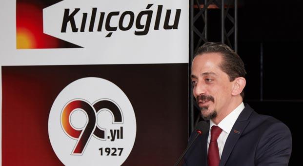 Türkiye'nin lider çatı markası Kılıçoğlu 90 yaşında