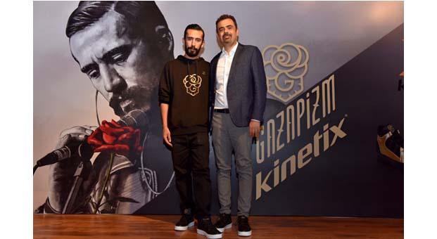 Türkiye'nin spor ayakkabısı Kinetix'ten 'Adımın Ses Getirsin' kampanyası