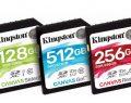 """Kingston Dijital """"Canvas"""" serisi yeni flash kartları duyurdu"""