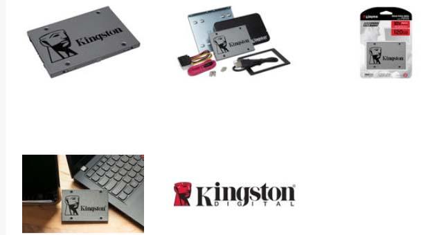 Kingston'dan Yeni UV500 SSD Ailesi
