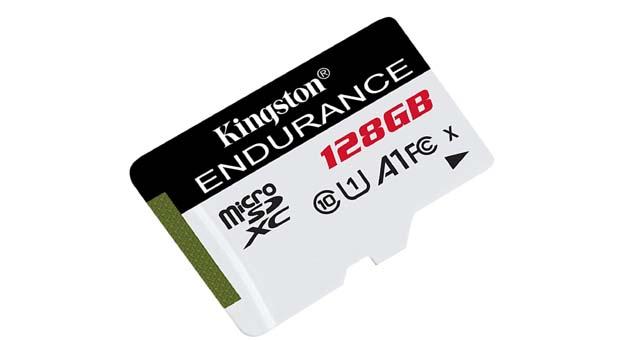 Kingston Digital'den yüksek dayanıklılığa sahip yeni microSD kartlar