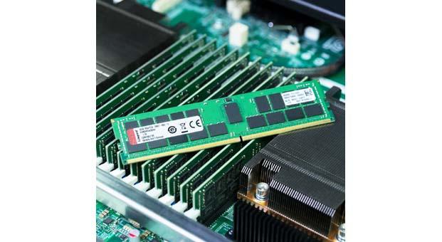 Kingston Server Premier Modülleri Intel'in Purley Platformundan onay aldı