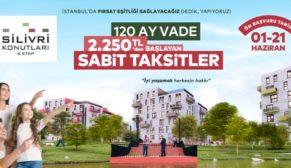 KİPTAŞ, Silivri 4. Etap Konutları'nın inşasına başlıyor