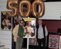 'Kibarlık Budalası' 500. oyun ile bir rekora imza attı