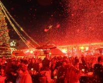 Kırmızı Kış Festivali Fatih Erkoç'un konseriyle kapılarını açtı