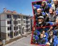 Kırşehir Kaman'da 207 hak sahibinin konutları kurayla belirlendi
