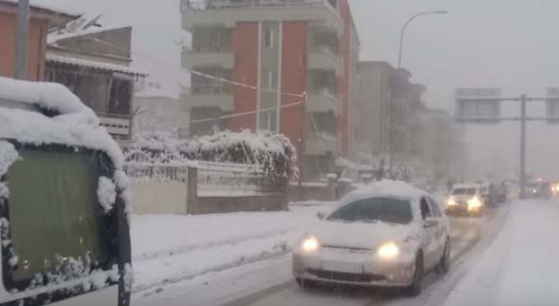Kırşehir'de bugün okullar tatil mi 7 Ocak 2019 Pazartesi