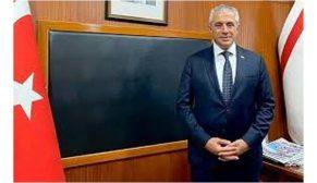 """KKTC Ekonomi ve Enerji Bakanı """"TÜGEM""""e katılıyor"""