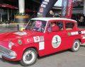 Hoover, Cumhuriyet coşkusunu Klasik Otomobil Rallisi'nde kutladı
