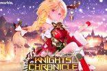 Knights Chronicle'da Kış Festivali zamanı