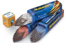 Askaynak'tan çelik kaynağı için Kobatek 328