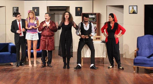 Kocamın Nişanlısı'na Nazar Boncuğu 41. oyun İstanbul'da