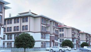 Kocaeli Kandıra'da TOKİ'den emeklilere 270 konut