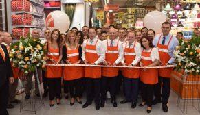 Koçtaş, 42. mağazasını İstanbul'da Emaar Shopping Mall'da açtı