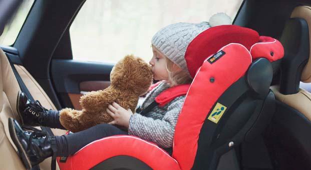 Çocuk oto koltuğu kullanımı yaralanmaları yüzde 80 oranında azaltıyor