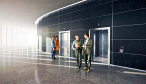 Yüksek binalara KONE'den özel çözümler