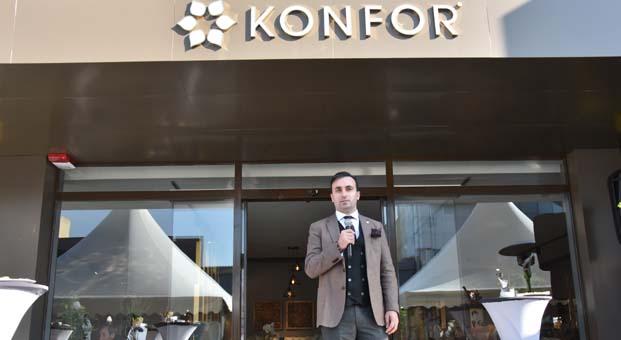 Konfor Mobilya 20. yılında200 mağazayla büyüme hedefliyor