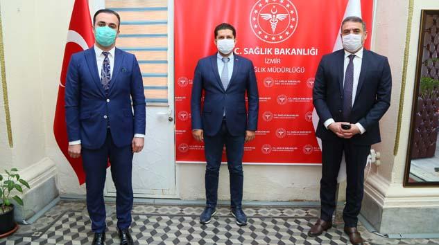 Konfor Mobilya İzmir Hastanelerine yatak desteğinde bulundu