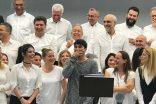 İstanbul Armoni Korosu'ndan anlamlı konser