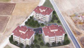 TOKİ'den Konya Derbent'e 47 konut