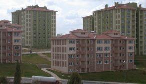 TOKİ'den Konya'nın Bozkır ilçesinde 112 adet konutluk ihale ilanı