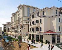 Körfezkent Çarşı'nın yüzde 76'sı tamamlandı
