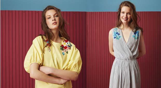 Koton İlkbahar-Yaz Kadın Koleksiyonu'ndan şehir trendleri