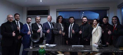Girişimci emlak danışmanları ile Kristal Türkiye Bursa'dan dünyaya açılıyor