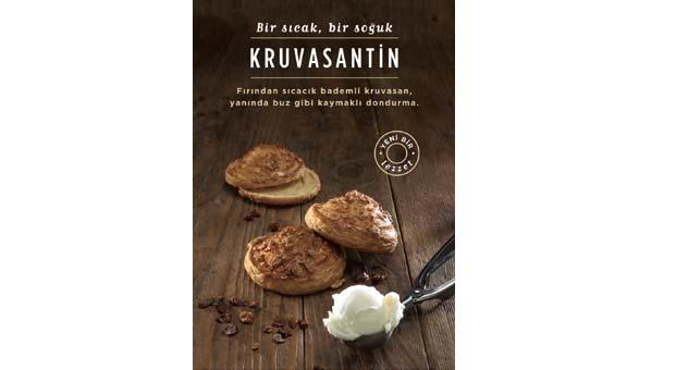Kahve Dünyası'ndan yepyeni bir lezzet: Kruvasantin