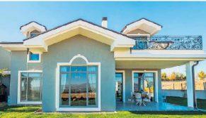 Kuğu Gölü Villaları'nda yüzde 18 KDV'yi şirket ödüyor