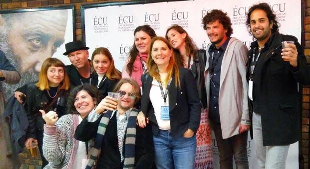 Yönetmen Merve Gezen 'Scrabble' ile ECU – Avrupa Bağımsız Film Festivali'ndeydi