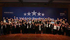 Kumport'a Mükemmellikte Yetkinlik Belgesi