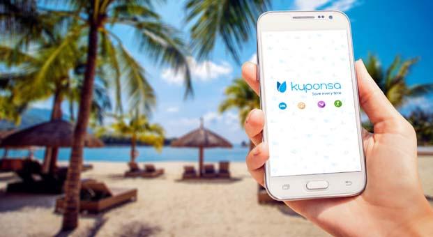 Kuponsa ile tatilde daha az harca
