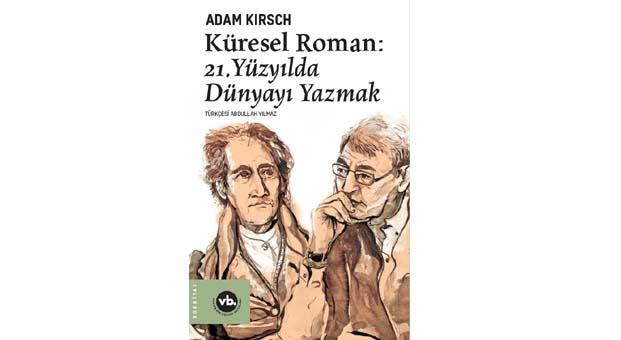 'Küresel Roman'ı Türkiye'de ilk kez VBKY yayımlıyor