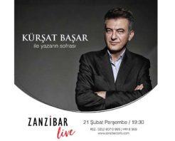 """Zanzibar'da """"Kürşat Başar'la Yemekli Sohbetler"""" başlıyor"""