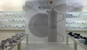 Kütahya Porselen ilham veren tasarımlarıyla Ambiente Fuarı'ndaydı