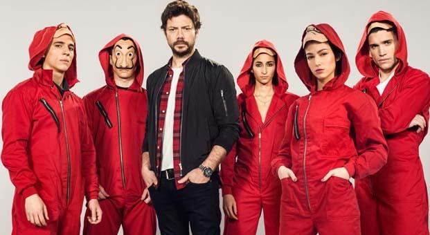 Netflix, La Casa de Papel'in fikir babası Alex Pina ile özel bir global anlaşma imzaladı