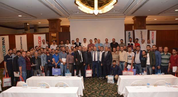 Laminat Parke Usta Seminerleri'nin yeni durakları Trabzon ve Erzurum oldu