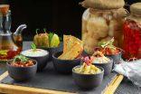 Meze ve zeytinyağlı severler için Carême Restaurant'tan bir lezzet şöleni: Layali Tabağı
