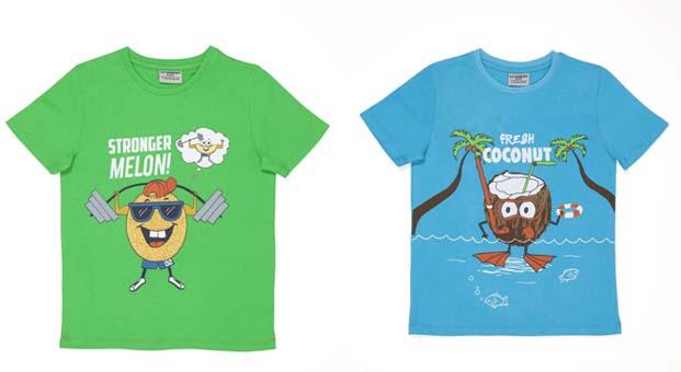 LV Waikiki tişörtleri meyve kokuyor