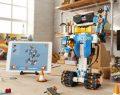 Çocukların yeni arkadaşları LEGO BOOST robotları ile tanışın