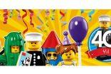 LEGO Minifigürler 40. Doğum Gününü LEGOLAND Discovery Centre'da kutluyor