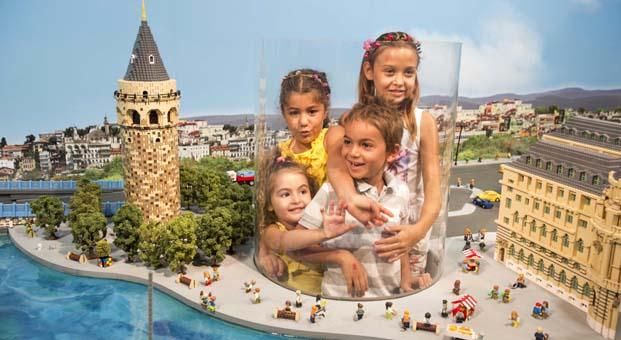 LEGOLAND Discovery Centre'a yıllık üye ol, 12 ay sınırsız eğlenceye doy