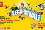 Sömestr tatilinde çocuklar Beylikdüzü Migros AVM LEGO Festivali'nde buluşuyor