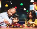 Hem karne hediyesi hem Babalar Günü eğlencesi bol ödülleriyle LEGOLAND Discovery Centre'da