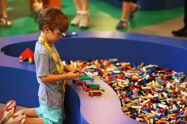 LEGOLAND Discovery Centre 3. yaşını kutluyor