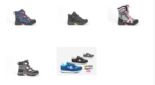 Letoon Junior'dan sağlıklı ve eğlenceli ayakkabılar